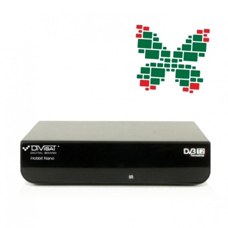 HOBBIT NANO :Приемник цифровой эфирный DVB-T2