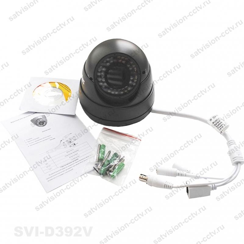 Видеокамера SVC-D392V
