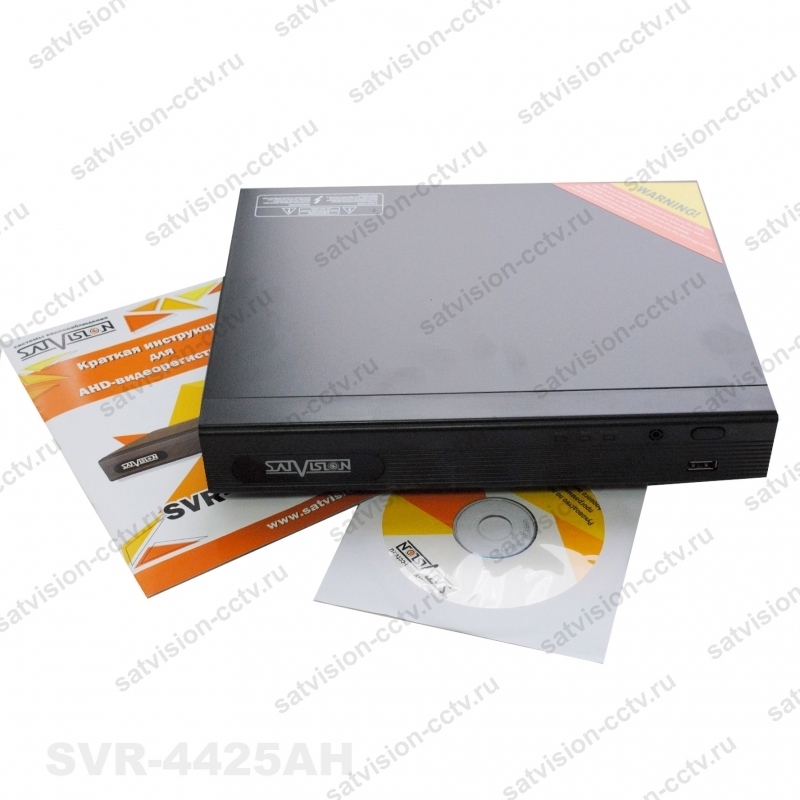 SVR-4425AH видеорегистратор