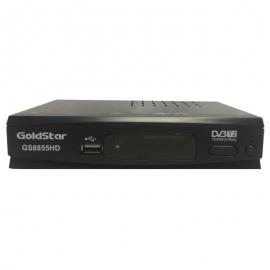 00 GoldStar приставка для цифрового ТВ