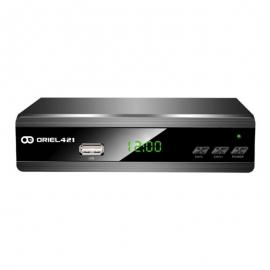 DVB-T2/C приставка (ресивер) Oriel 421D