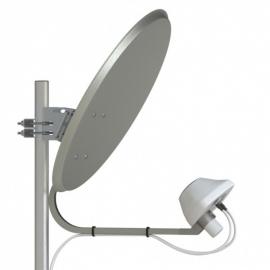 Офсетный облучатель UMO-3F MIMO 2x2 (4G/3G)