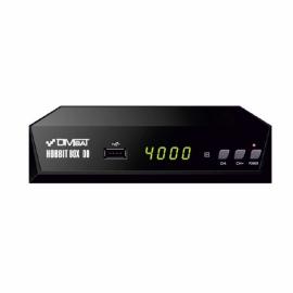 Цифровой эфирный DVB-T2 приемник DVS-HOBBIT BOX DD