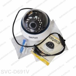 Видеокамера SVC-D691V