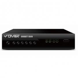 Цифровой эфирный DVB-T2 приемник DVS- IRON III