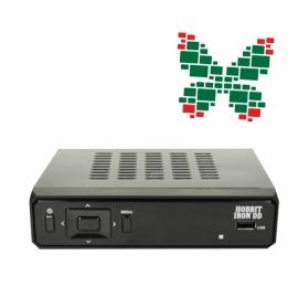 Цифровой эфирный DVB-T2 приемник DVS- IRON DD